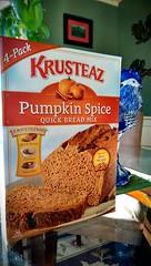 Get Your 'White Girl' On (Kenneth Wesley Earley) Tags: autumn fall spokane flavor seasonal costco homesweethome spokanewa krusteaz quickbread whitegirl pumpkinspice flavorofthemonth 99201 bluerooster 99205 htconem8 innerwhitegirl