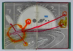 """27. June 2015 in a School Atlas from 1976: You are here I am here: World: What is the worth of a word? - Schaubilder Welt: Heute im Schulatlas von 1976: Was ist ein Wort wert? - """"an apple a day keeps the doctor away - An ENSO (Japanese: circle) a Day ..."""""""
