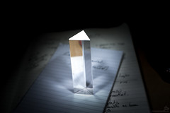 Get a Prism (OwenLloyd) Tags: test prism ringflash ringlight sigma