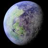 Terraformed Mars (Kevin M. Gill) Tags: mars livingmars terraforming computergraphics space