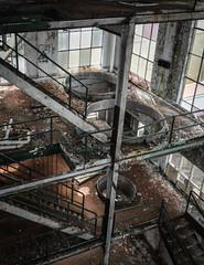 Old Peters Ice Cream factory in Taree Australia-16