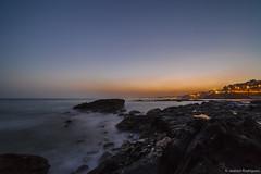 Torremuelle, Málaga II (jesbert) Tags: sunset seascape long exposure sea coast malaga spain water soft