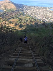 IMG-20160326-WA0023 (valerievandecraats) Tags: hawaii oahu kokohead hike mountain view