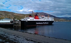 Isle of Lewis (andrewjohnorr) Tags: ferry calmac isleoflewis ullapool macbrayne caledonianmacbrayne