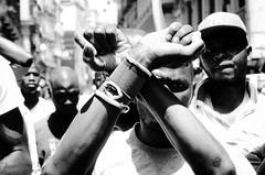 siamo tutti clandestini (maurizio siani) Tags: street italy streets italia gente pentax mani via persone demonstration protesta toledo napoli naples immigrants bianco nero proteste immigrant citt mattina giorno confusione braccia corteo catena africani noneu clandestini immigrati k30 legate incatenati magrebino magrebini