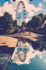 _MG_6929_FB (Sylvia Ciociano Photography) Tags: uk london thames reflections landscape streetphotography londoneye bigben southbank timeoutlondon moodylondon londonphotographer sylviaciocianophotography