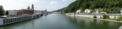 Passau, Bayern, Deutschland (Germany) (kpjf) Tags: germany bayern deutschland bavaria inn stadt batavia altstadt danube passau donau niederbayern flsse universittsstadt ilz dreiflssestadt cityofthreerivers batavis