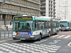 Irisbus Agora L - RATP n1803 (Pi Eye) Tags: paris bus renault autobus iledefrance agora ratp rvi irisbus stif gelenk agoral articul