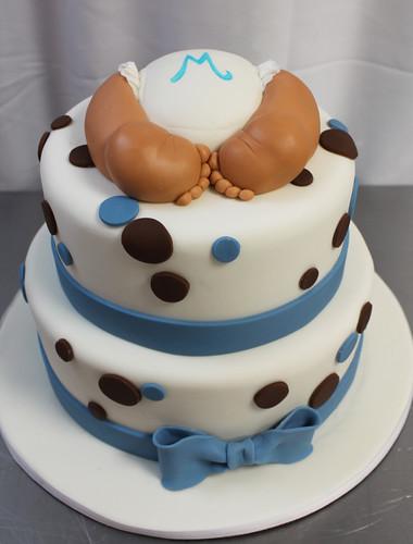 Baby Butt Cake
