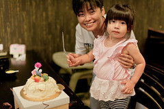 Vina's birthday (violin6918) Tags: canon canon5d2 violin6918 taiwan hsinchu people portrait sigma50mmf14exdghsm sigma 5014 cute lovely baby girl family kid daughter littlebaby angel children child pretty princess vina birthday birthdayparty 生日