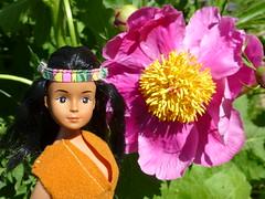 Tong Native American Betty (Fashion doll fan1) Tags: native betty american tong