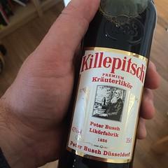 A gift from Düsseldorf