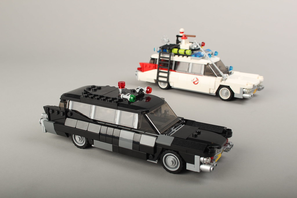 lego ecto 1 instructions