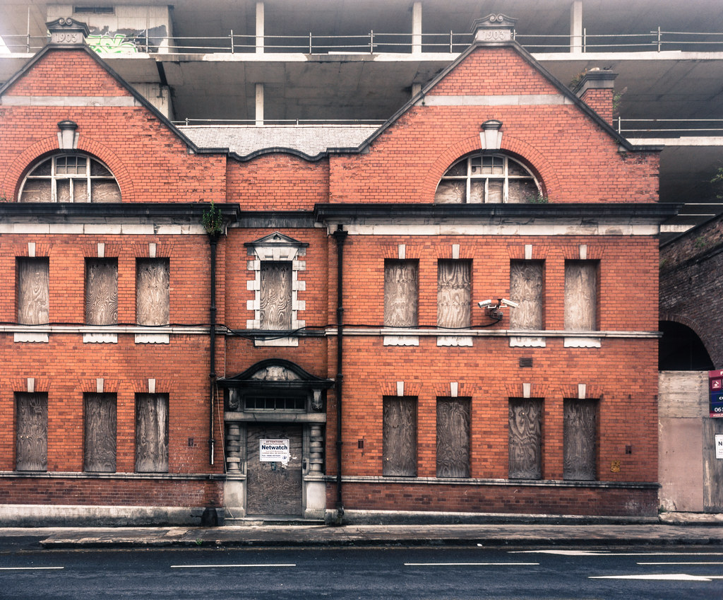 General Post Office, Henry Street, Limerick [Urban Decay And Depression]