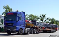 MTD Skuratowicz (PL) (Brayoo) Tags: tractor truck transport lorry trucks trans lkw tir camoin camioin