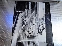 Andy holding Marilyn (Krasivaya Liza) Tags: art soup pittsburgh pennsylvania pa popart andywarhol warhol sixties