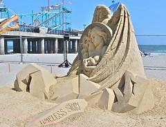 Atlantic City (PHOTOPHANATIC1) Tags: atlanticcity sandsculptures