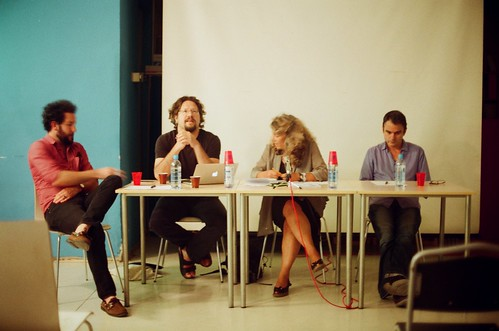 Sophistry @ MaMa :: 27-29/06/2014 :: Nathan Brown, Alberto Toscano, Barbara Cassin & Ray Brassier