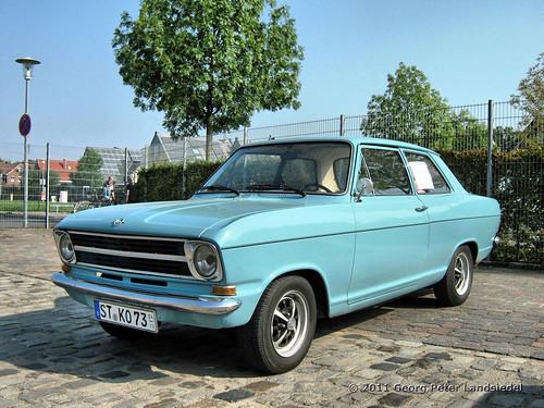 Opel Kadett - Ochtrup_0543_2011-09-25