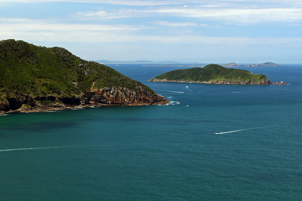 Tomaree to Cabbage Tree Island and Broughton Island