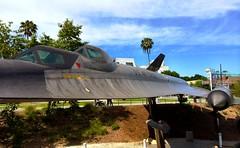 Lockheed A-12 trainer (MC.202) Tags: camera skunkworks blackbird a12 sr71 californiasciencecenter a12b 606927 titaniumgoose