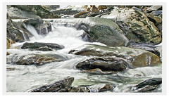 Welsh Water (jayneboo) Tags: water rocks 365 twirling swirling scrambling odc rushing gonefishing mrts365