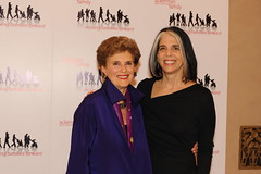 Founder and President Emeritus of The White House Project Marie Wilson and Ackerman Institute President Lois Braverman