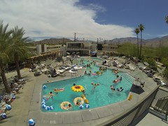 (CarlosPacheco) Tags: pool palmsprings acehotel 002 poolparty yxyy yesandyesyes