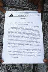 20140715-Coup de Tat day 55 (โนนดินแดง)-6 (Sora_Wong69) Tags: thailand bangkok military protest farmer anti politic coupdetat martiallaw assemblyofthepoor nondindang