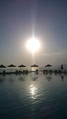 Chillout Zone (AngieAngelAngela) Tags: windows sun sunlight pool swimming turkey nokia phone urlaub trkei sonne alanya 820 lumia sonnenliegen