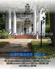 "BEHOLD, here's some eye candy as you patently wait for the Top 20 Announcement (Robinson Film Center, August 12, 6pm-8pm)! This poster is from Louisiana Film Prize contender ""The Inheritance."""