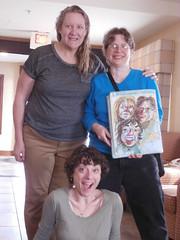 Atlas Trio! (Gila Mosaics n'stuff) Tags: portrait art artist portraitparty jkpp inatlas