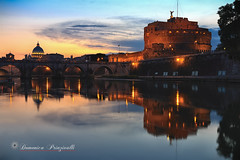 I need some reflection (Mire74) Tags: rome roma reflection canon tramonto dusk hdr castelsantangelo hoya lightroom riflesso 2014 basilicasanpietro canonefs1585mm saintangelcastle ndx400 canon70d photoshopcc project522014 saintpeterbasilicadome
