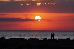 Sunset-Lake Michigan