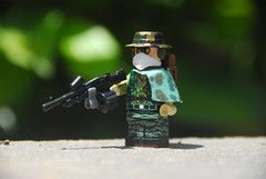Jungle Resistance (LoganLego) Tags: glasses camo jungle poncho modded boonie gl tactical tigerstripe outdoorphotography sweg brickarms uclips minifigcat citizenbrick padprinted modernbrickwarfare outdoorlegos