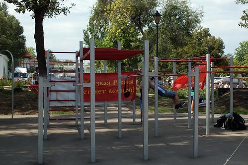 Площадка сторонников русскости и трезвости ©  Narengoyn