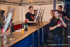 Maanrock 2014 Caf Malvine Stage (bschevernels) Tags: festival mechelen dunja maanrock billiekawende
