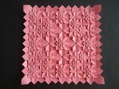 Hydrangeas (Monika Hankova) Tags: origami hydrangea