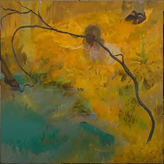 Bent Saplings (Stuart Snoddy) Tags: art painting stuart fantasy snoddy stuartsnoddy