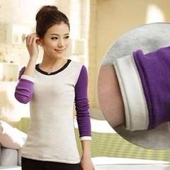 เสื้อยืดแขนยาว แฟชั่นเกาหลีคอกลมสีสันแต่งเก๋แบบดาราใส่ นำเข้า ฟรีไซส์ - พร้อมส่งTX1113 ราคา750บาทรหัสสินค้า : TX1113  ไซส์ : อก 33-35 ไหล่ 15 เสื้อยาว 24 นิ้ว  วัสดุ : Cotton Blended  สี : ตามรูปโทรสั่งของกับ พี่โน๊ต/พี่เจี๊ยบ : 083-1797221, 086-3320788,