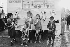 Malibu Fair {243/365} (Erica Montgomery) Tags: california friends light summer blackandwhite food kids fun day fair malibu