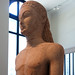 New York Kouros, bust from right