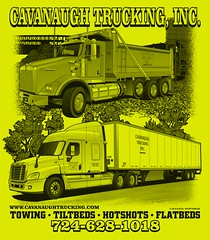 "Cavanaugh Trucking - Connellsville, PA • <a style=""font-size:0.8em;"" href=""http://www.flickr.com/photos/39998102@N07/15175425587/"" target=""_blank"">View on Flickr</a>"