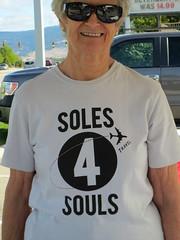 Soles 4 Souls (jamica1) Tags: charity canada car souls bc okanagan 4 columbia wash british kelowna soles