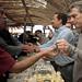 Mauricio Macri en el festival Buenos Aires Celebra el Norte