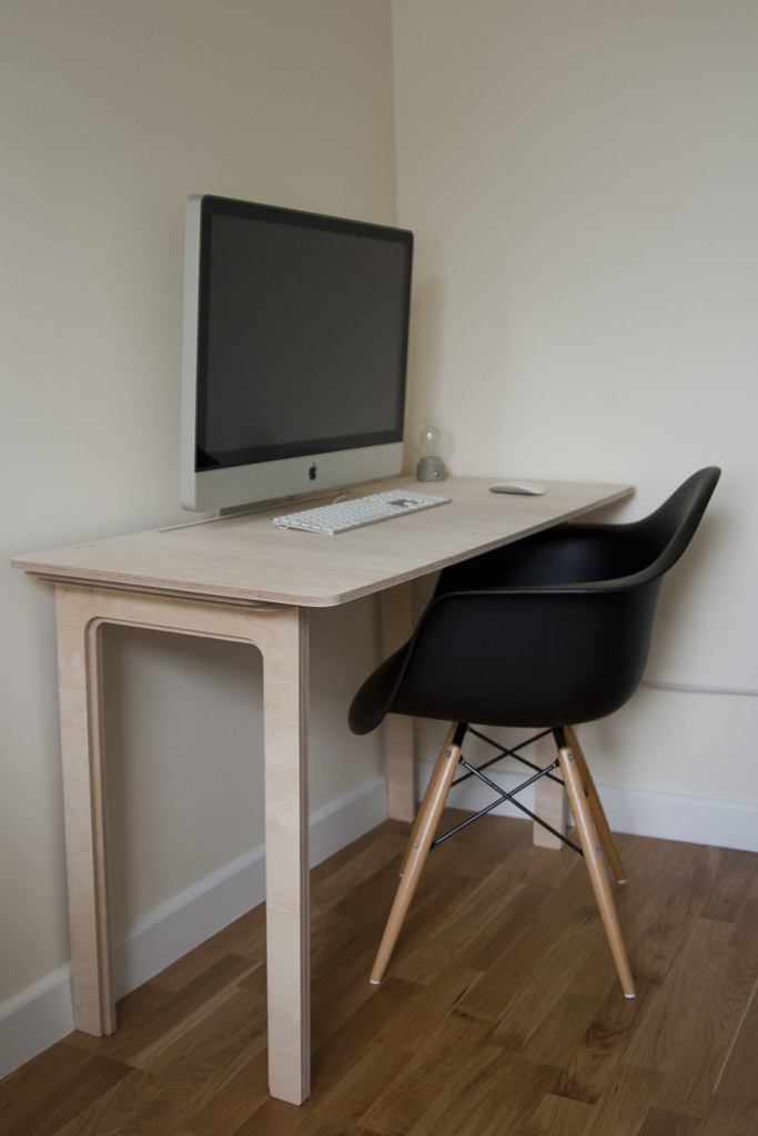 imac furniture bedroom cnc plywood desk philippryke tags wood imac desk furniture timber eames 27 cnc the worlds best photos of and flickr hive mind