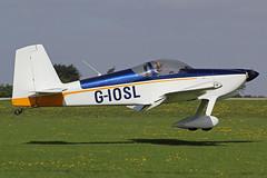 G-IOSL (QSY on-route) Tags: northampton rally orm laa sywell 2013 egbk giosl 31082013