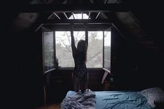 (Alessandra Finelli) Tags: light woman window donna body redhead finestra luce rossa