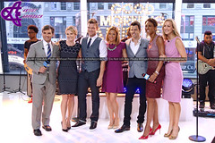 George Stephanopoulos, Amy Robach, Nick & Knight, Ginger Zee, Robin Roberts, Lara Spencer (ArtistApproach) Tags: new york city nyc newyorkcity morning ny newyork boys robin america ginger george amy good manhattan nick zee backstreet september jordan nicholas lara unfinished knight abc roberts spencer backstreetboys gma nkotb bsb nickcarter goodmorningamerica newkidsontheblock 2014 lovesongs jordanknight nickknight onemoretime robinroberts georgestephanopoulos nowornever stephanopoulos laraspencer amyrobach thebackstreetboys robach gingerzee nickolasgenecarter imtakingoff georgerobertstephanopoulos jordannathanielmarcelknight robinrenroberts nickandknight nickcarterandjordanknight jordanknightandnickcarter iheartnickcarter