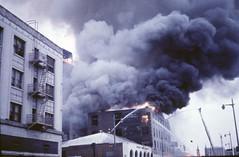 Ponet Square Hotel Fire Sunday September 13, 1970